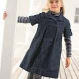 Robe hiver fille