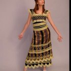 Robe kabyle simple