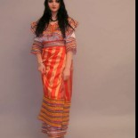 Robe kabyle traditionnel