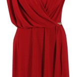 Robe rouge portefeuille