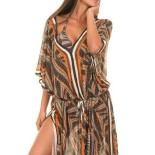 Robe tunique plage