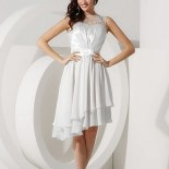 Robes blanches dentelle