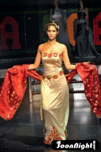 Robes kabyles haute couture
