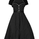 Rockabilly robe