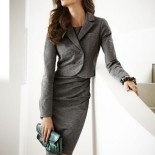 Tailleur femme chic