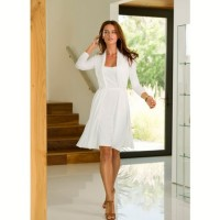 Tailleur robe femme