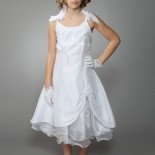Tenue communion fille