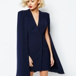 Dress robe cocktail