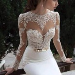 Robe classe mariage