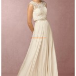 Robe de mariee simple dentelle