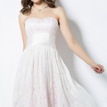 Robe pour mariage rose pale