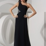 Robe simple longue