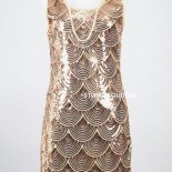 Robe sequin annee 20