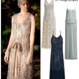 Robe type gatsby