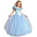Robe princesse fillette