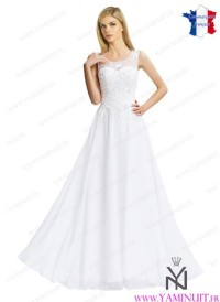 Robe blanche fiancaille