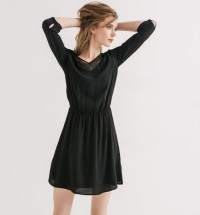 Robe d hiver chic