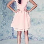 Robe ete rose