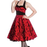 Robe pin up année 50