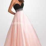 Belle robe rose