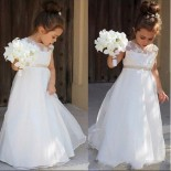 Communion robe fille