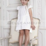Robe blanche fille mariage