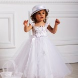 Robe ceremonie bebe fille 2 ans