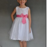 Robe ceremonie communion fille