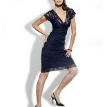 Robe cocktail mariage hiver