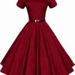 Robe de bal retro