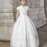 Robe de communion enfant