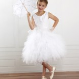 Robe de communion fille tati