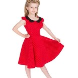 Robe enfant pin up