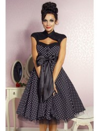 Robe femme pin up