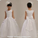 Robe fille 6 ans mariage