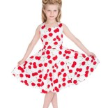 Robe fille rockabilly