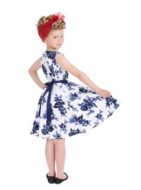 Robe pin up fillette