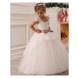 Robe princesse fille ceremonie