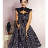 Robe vintage pin up rockabilly