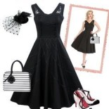 Rockabilly tenue