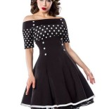 Tenue pin up rockabilly