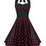 Vetement vintage rockabilly
