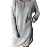 Pull robe hiver