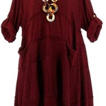 Robe ample hiver