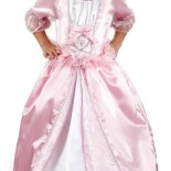 Belle robe de princesse fille