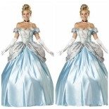 Costume adulte cendrillon