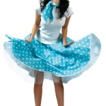 Costume annee 60 pour femme