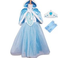 Deguisement princesses fille