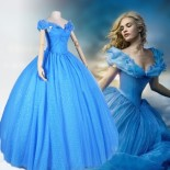 Robe adulte cendrillon