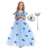 Robe de princesse deguisement fille